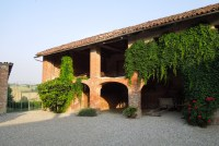 L'antico portico Casarovelli