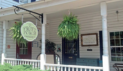 The Front Porch_VA Casart Retail Establishment