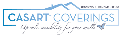 Casart Coverings, Upscale removable wall coverings