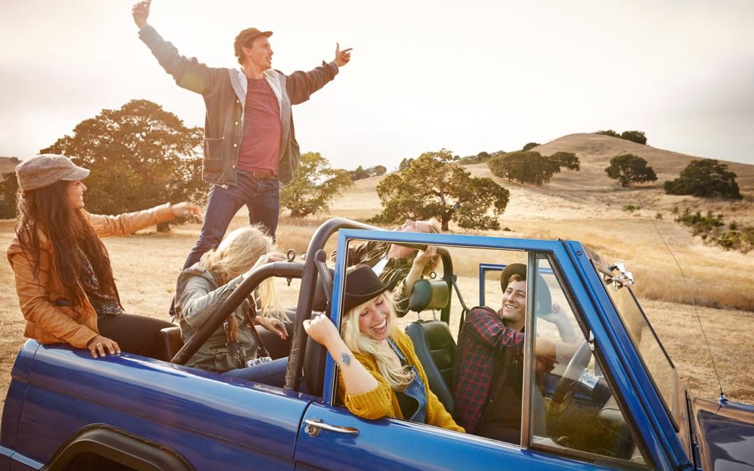 ¿Cómo sobrevivir a un viaje con amigos?
