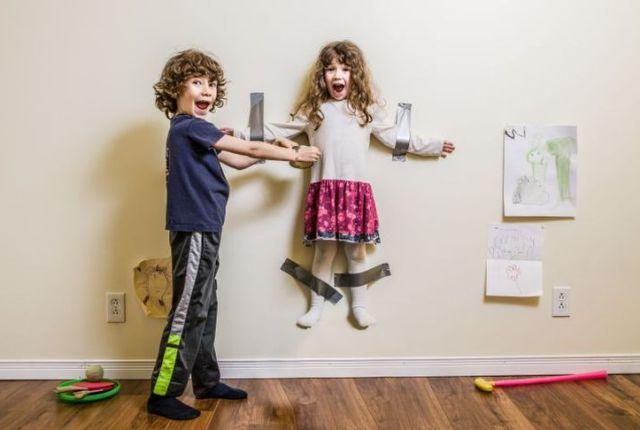 litigare fratelli sorelle