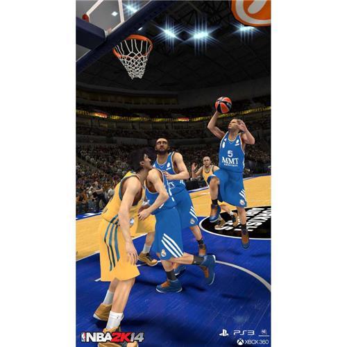 Jogo NBA2K14 Xbox 360 Jogos Xbox 360 No Br