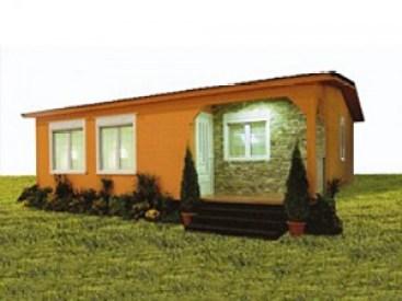 casas prefabricadas modulares de cemento ronda II