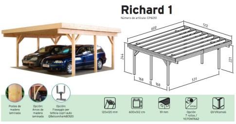 porche madera richard 1