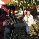 Entrevista de Canal 9 en Casas Carbonell