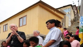Casas prefabricadas y de madera  de Caritas