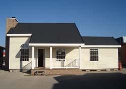Mantenimiento casa Americana, casa prefabricada de Casas Carbonell