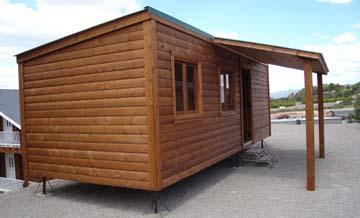 casa modular de madera CCR28