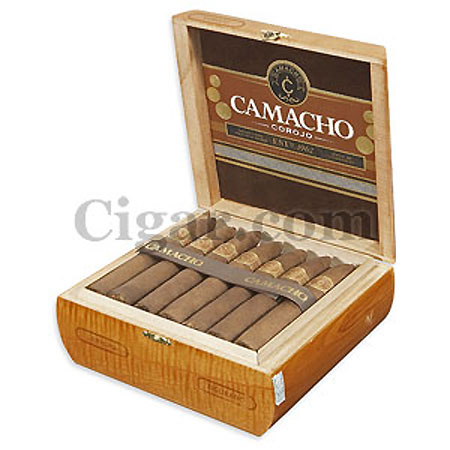Comacho Corojo - Image courtesy of cigar.com