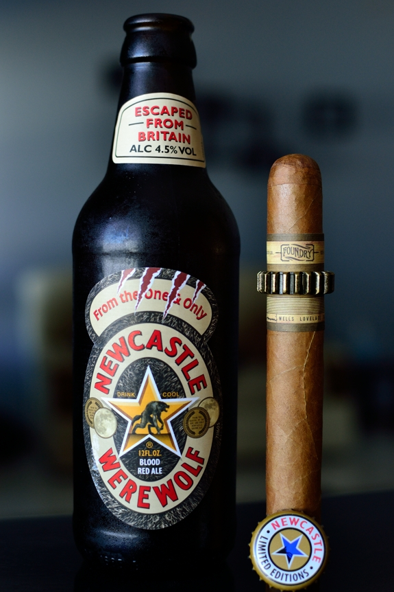 General Cigar - Foundry with Newcastle Werewolf