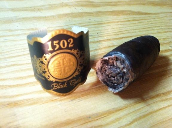 1502 Black Gold