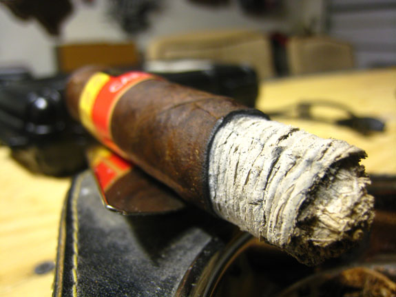 E.P. Carrillo Cardinal Maduro 52 (middle)