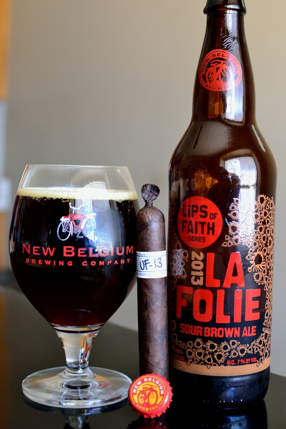 Liga Privada UF-13 with New Belgiums La Folie