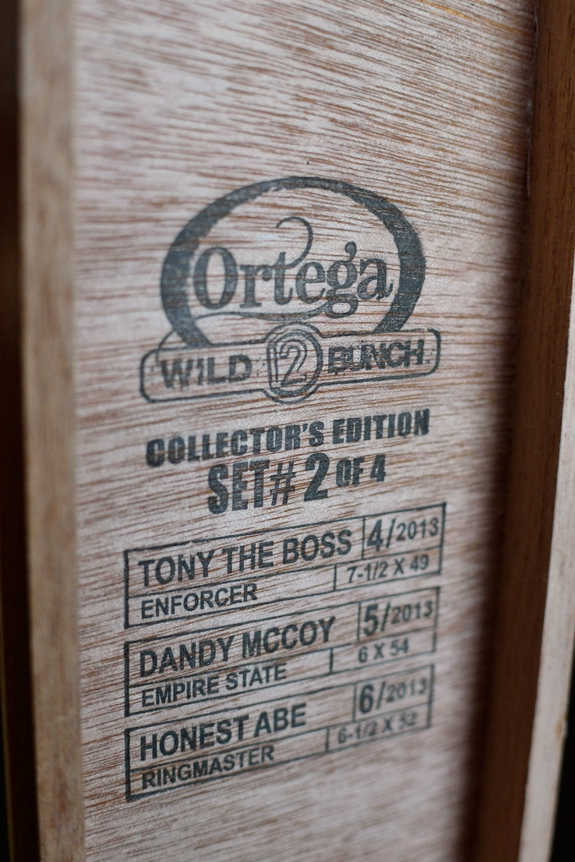 Ortega Wild Bunch Set 2