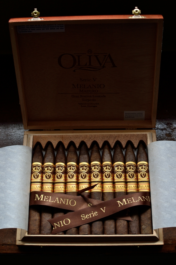 Oliva Serie V Melanio Maduro