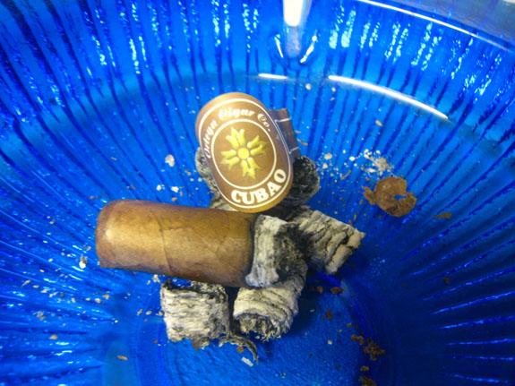 Ortega Cigar Co. Cubao No. 3