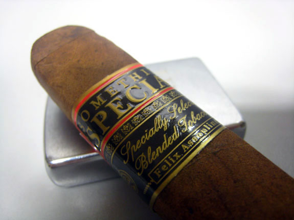 Felix Assouline Cigars - L.R. Something Special