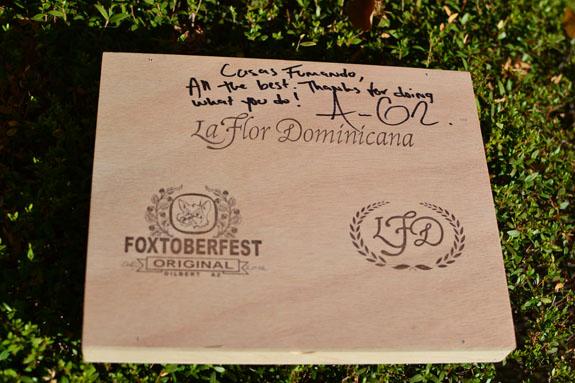 La Flor Dominicana - Foxtoberfest (Closed Box)