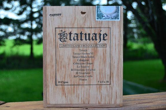 Tatuaje - Lancero Sampler (Box)