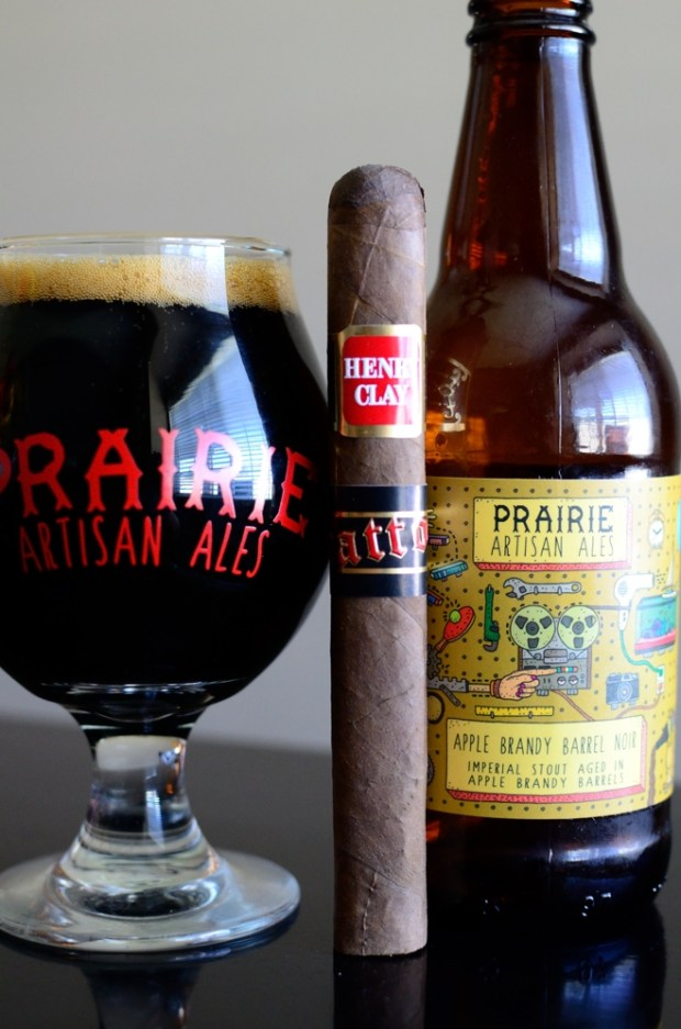 Prairie Artisan Ales Apple Brandy Bourbon Barrel Noir