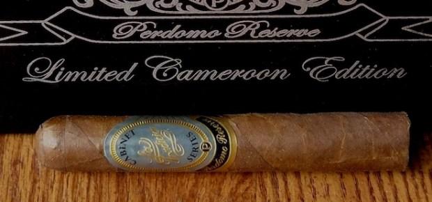 Perdomo Reserve Limited Cameroon Petit Corona