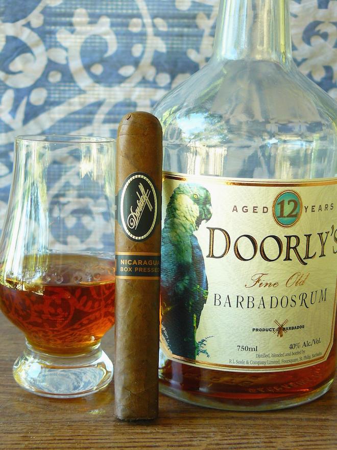 Davidoff Nicaragua Box Pressed Robusto - Cigar Reviews