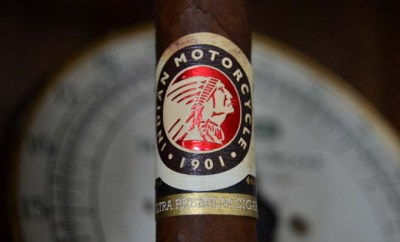 Indian Motorcycle Habano