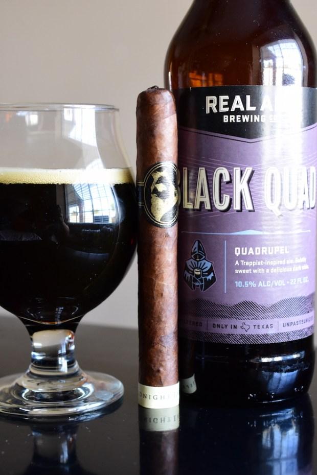 Real Ale Black Quad