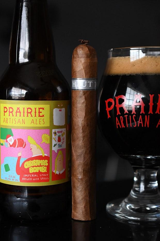 Prairie Artisan Ales Christmas Bomb!