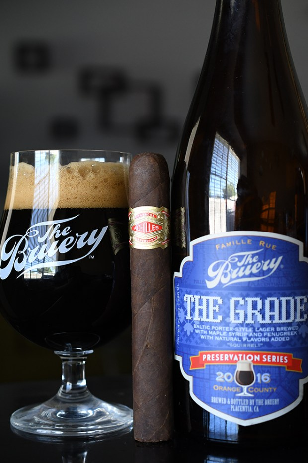 The Bruery The Grade