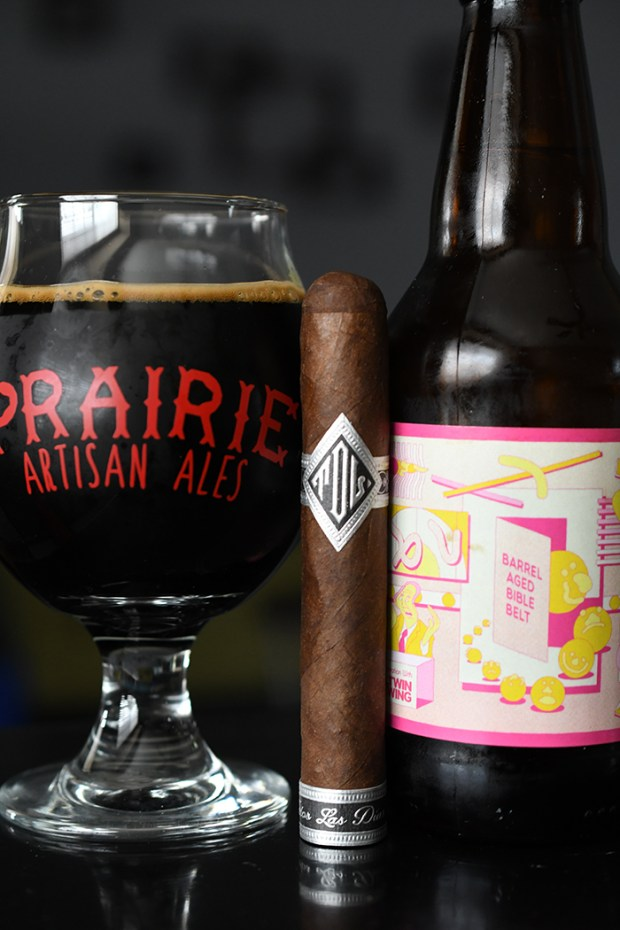 Prairie Artisan Ales Barrel Aged Bible Belt