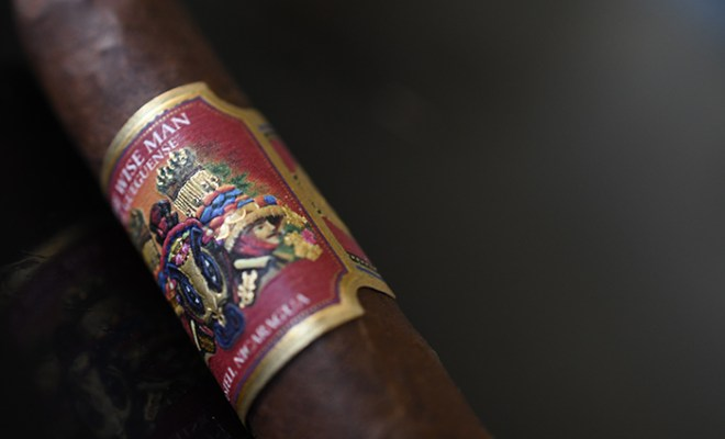 Foundation Cigar Company The Wise Man Maduro