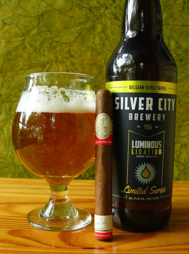 Silver City Brewery's Luminous Libation