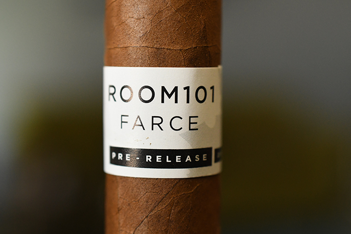 Room 101 Farce - Cigar Reviews   Beer Pairings   Casas Fumando