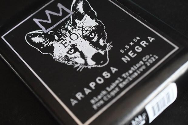 Black Label Trading Co. Araposa Negra