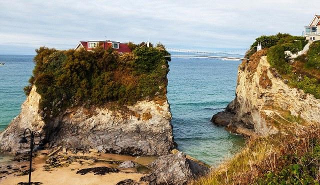 Το ξεχωριστό σπίτι στη θάλασσα