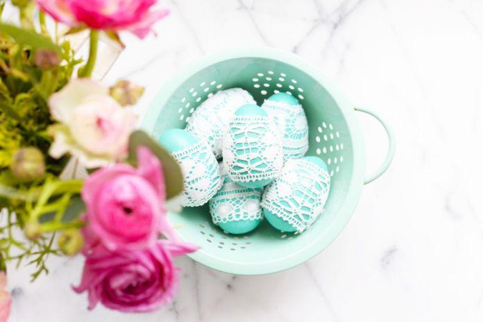 Πασχαλινά αυγά: Μια πανεύκολη κατασκευή για το τραπέζι σου!