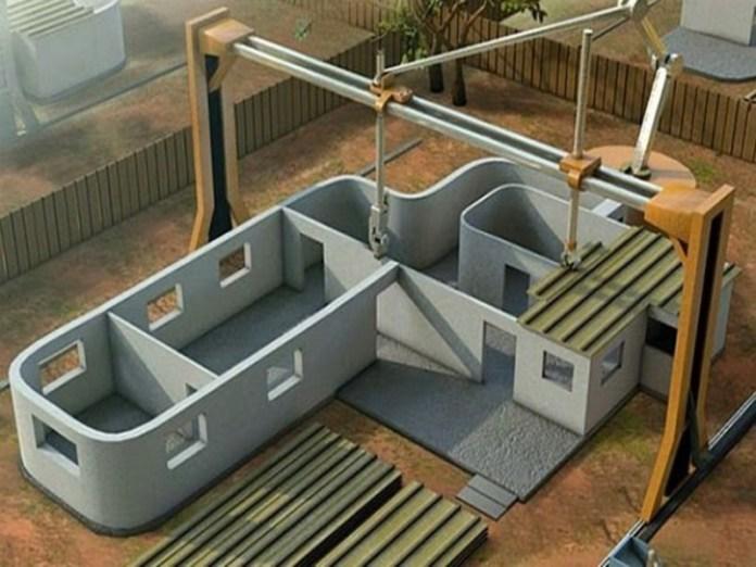 Με αυτό το μοναδικό εργαλείο χτίζεις σπίτι 230 τετραγωνικών σε 24 ώρες!