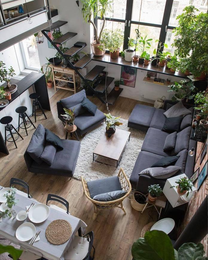 Ιδέες για να φέρετε τους εξωτερικούς χώρους μέσα!