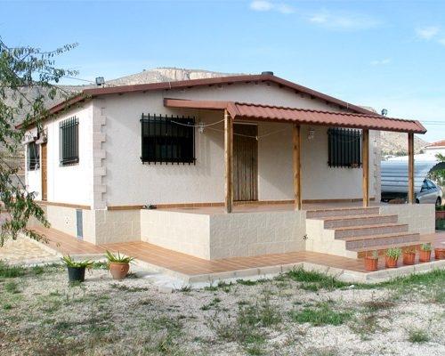 Casa Modular Modelo Alicante 42m