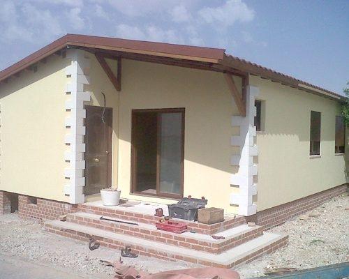 Modelo Málaga 61 casa modular