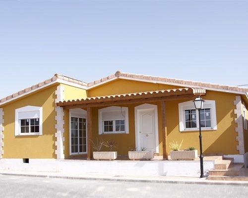 Casa modular Mediterráneo 103