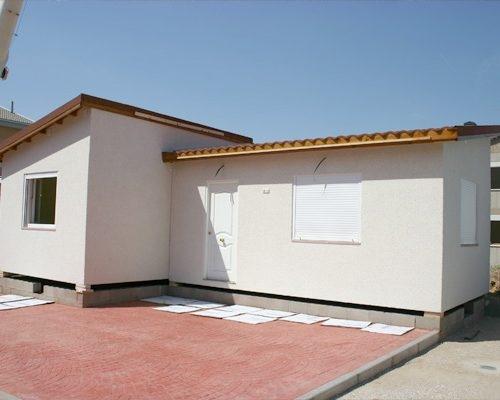 Casa de madera modelo Murcia L