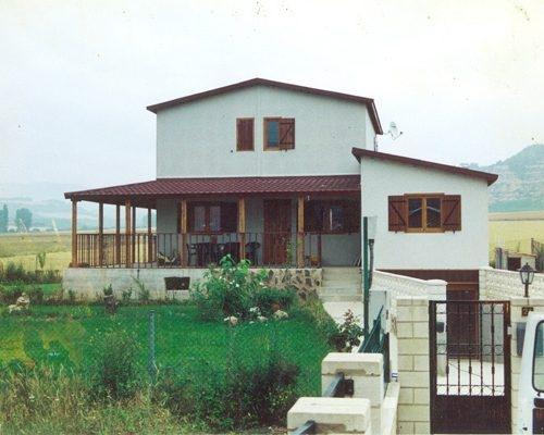 Casa de madera modelo Palma