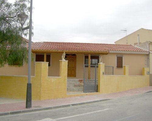 Casas modular modelo Ricote