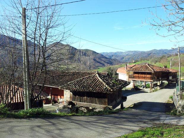 Carrea, Teverga, Asturias