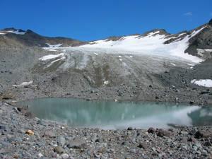 White Chuck Glacier