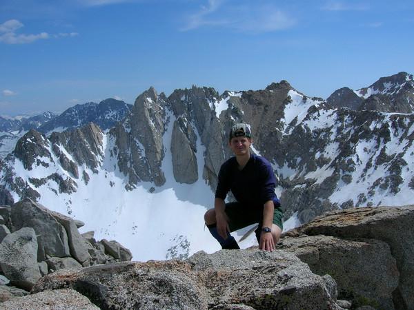 Picture Peak Summit