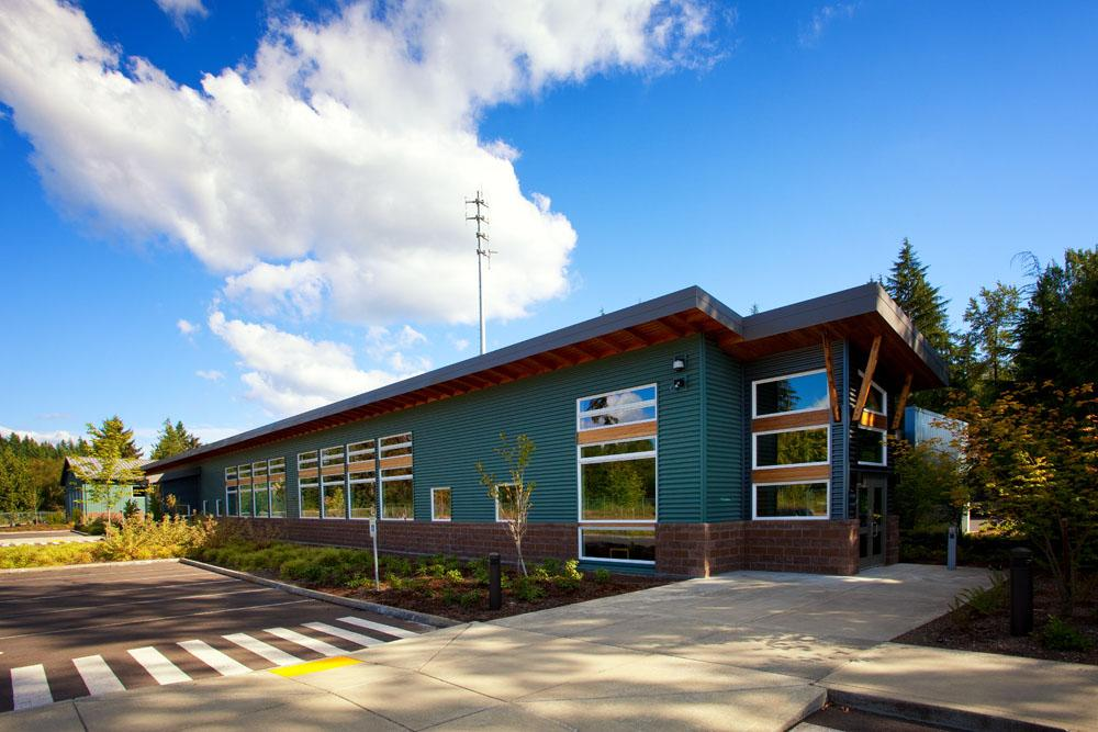 Snohomish County PUD Water Operations Building 3