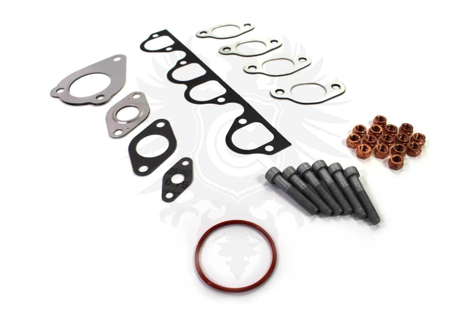Turbo Install Kit Alh Deluxe Cascade German Parts